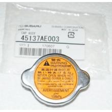 Оригинальная крышка радиатора Subaru 45137AE003
