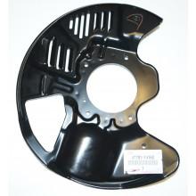 Кожух переднего прав тормозного диска Toyota 47781-14160 JZA80 Supra