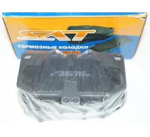 Передние тормозные колодки SAT ST-26296-FE090 для Subaru и Nissan