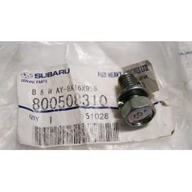 Комплект оригинальных болтов корзины Subaru 800508310 EJ16 EJ20 EJ25