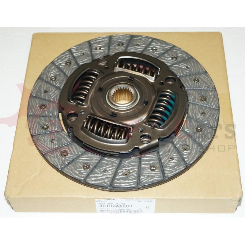Оригинальный диск сцепления Subaru 30100AA883 EJ25 FA20