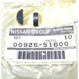 Шпонка коленвала Nissan 00926-51600