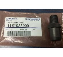 Клапан PCV Subaru 11810AA000