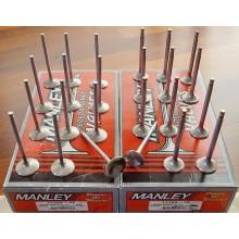 Клапана Manley для Nissan RB26 11162-12 / 11163-12