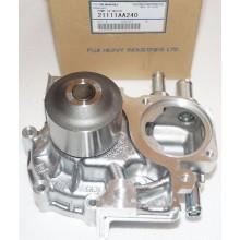 Оригинальная водяная помпа Subaru 21111AA240 EJ20 EJ25