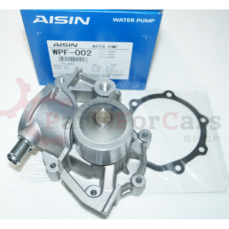 Помпа водяная Aisin WPF-002 для Subaru EJ