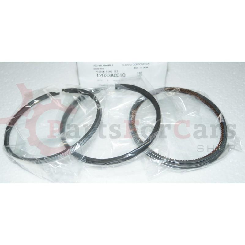 Поршневые кольца Subaru 99.75mm +0.25mm для EJ257 08- 12033AC010