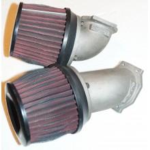 Воздушные фильтры APEXi для RB26 с переходниками