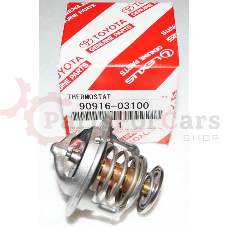 Термостат Toyota 9 0916-03100 для 3S 1UZ 2UZ 3UZ 1GZ