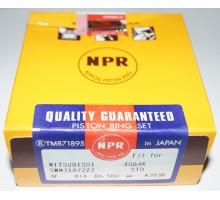 Кольца поршневые NPR SWM31072Zzstd для Mitsubishi 4G64K