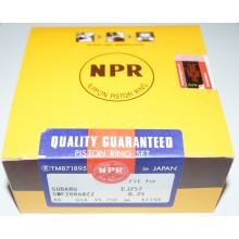 Кольца поршневые NPR SWF20068ZZ025 для Subaru EJ25