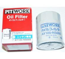 Оригинальный масляный фильтр Nissan для RB, SR