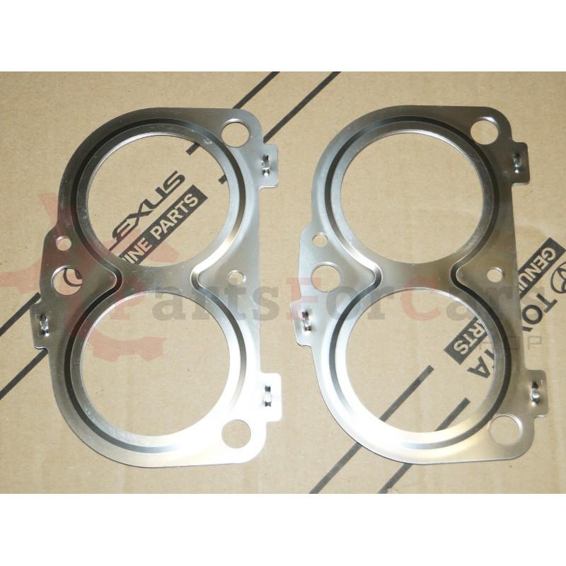 Прокладка клапана выхлопных газов комплект Toyota 17281-46010 2JZ-GTE
