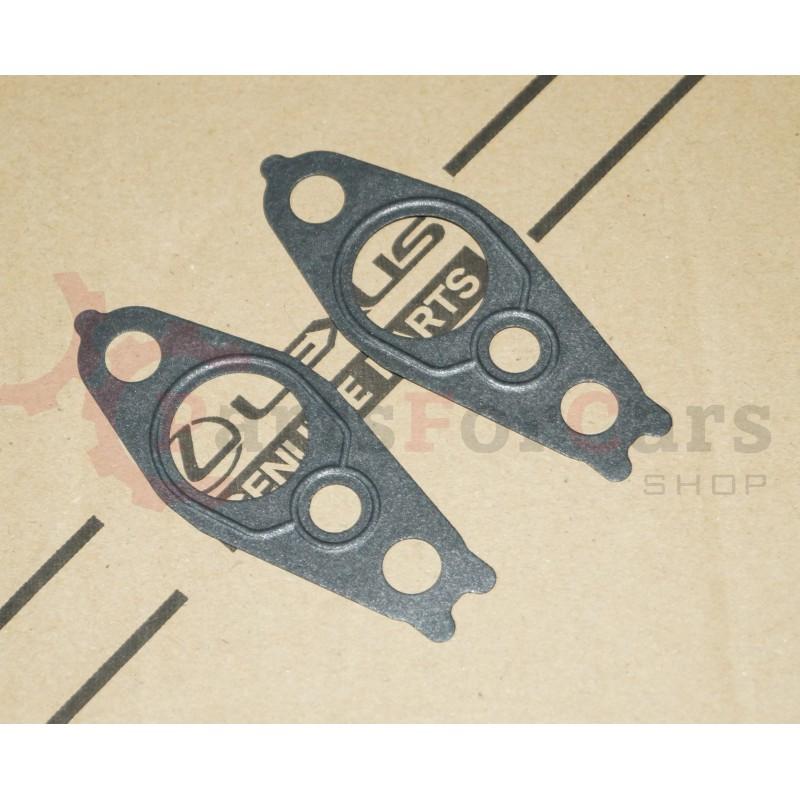 Прокладка маслоподачи турбины комплект Toyota 15471-46010 2JZ