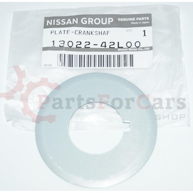 Шайба болта шкива коленвала Nissan 13022-42L00 для RB20 RB25