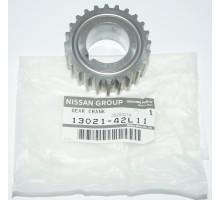 Шестерня коленвала Nissan 13021-42L11 для RB20 RB25