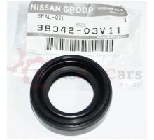 Сальник переднего дифференциала Nissan 38342-03V11 R32 R33 R34 4WD