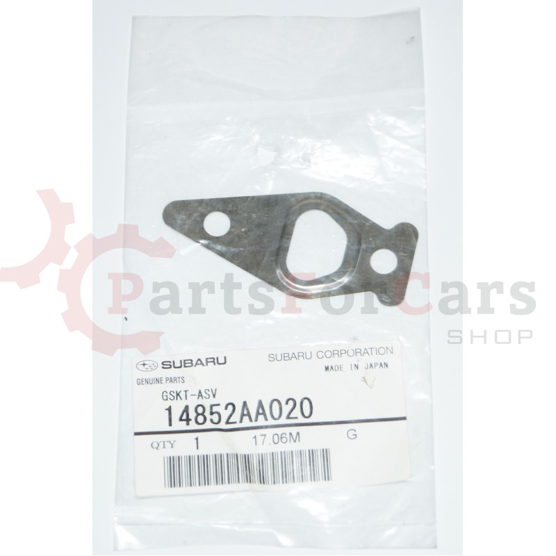 Прокладка клапана EGR Subaru 14852AA020
