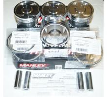 Поршни Manley 99.75 мм для Subaru EJ25 WRX STI 612202C-4