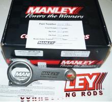 Шатуны кованые Manley H-Tuff Plus Series 15027R6-6 Toyota 2JZ-GTE