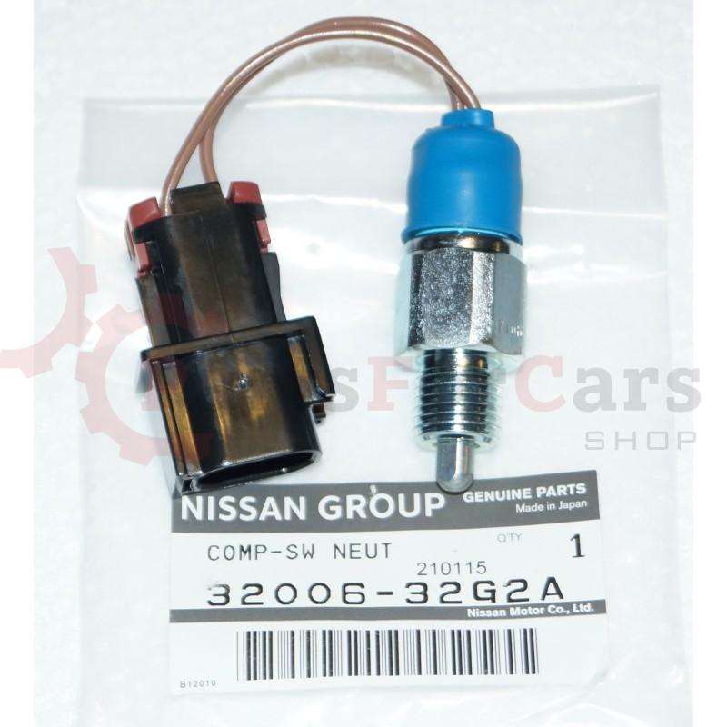 Датчик нейтрали КПП Nissan 32006-32G2A