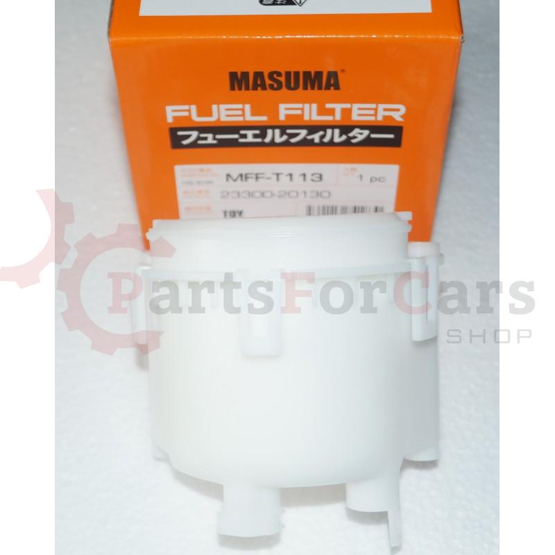 Фильтр топливный Masuma MFF-T113