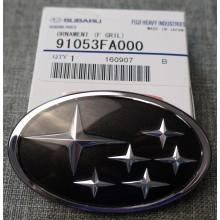 Эмблема решетки радиатора Subaru 91053FA000