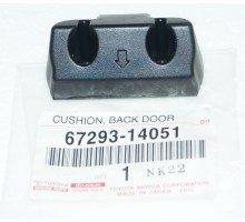 Буфер крышки багажника Toyota Supra JZA80 67293-14051