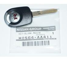 Заготовка ключ Nissan Skyline GT-R R34 S15 H0564-AA411
