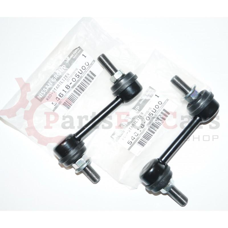Стойка переднего стабилизатора Nissan 54618-05U00 к-кт R32 R33 R34 4WD